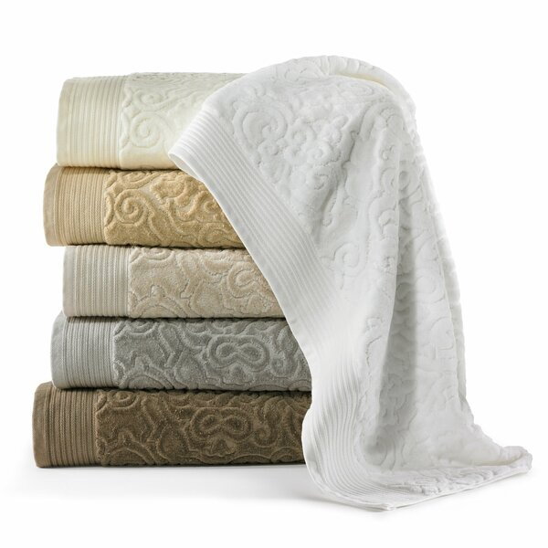 Park Avenue 100% Cotton Bath Towel by Peacock Alley